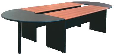 Vergadertafel model Top D